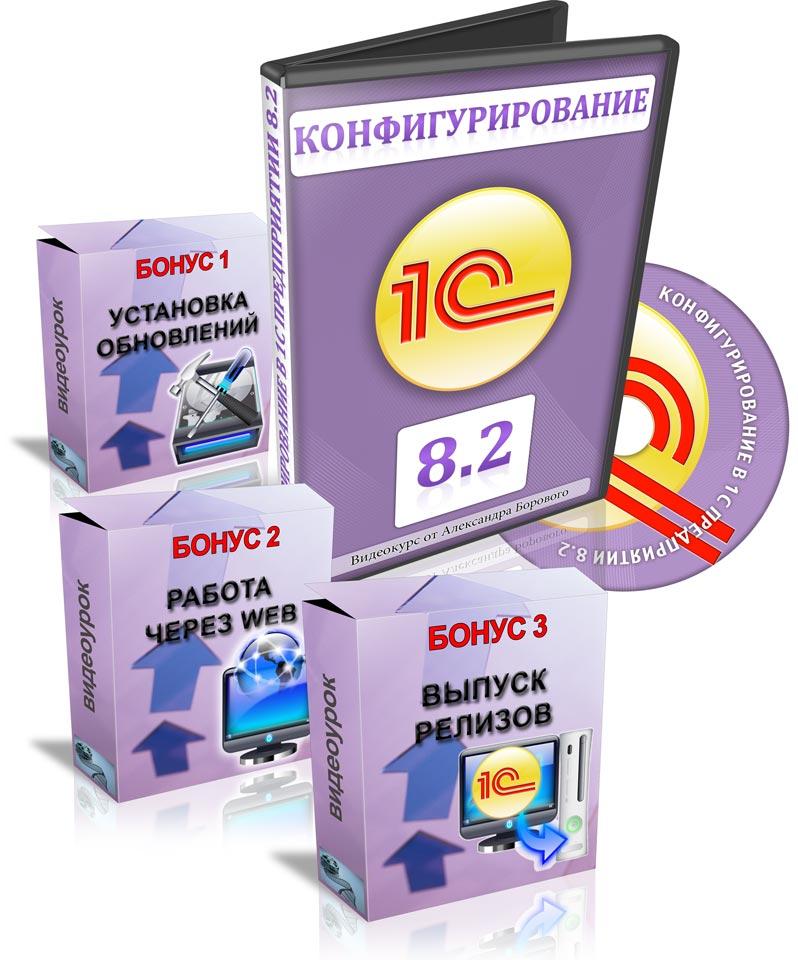 Партнерская программа инфотовара «Конфигурирование в 1С Предприятии 8.2»