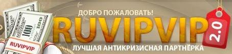 Партнерская программа RuVipVip (подписки + смс)