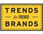 Партнерка «Trends Brands» (магазин дизайнерской одежды)