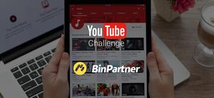 BinPartner: Конкурс для YouTube-блогеров