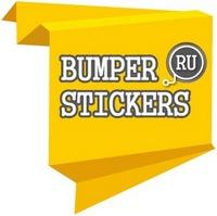 Партнёрка Bumper-Stickers (наклейки на авто)